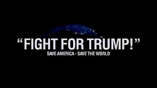 """""""FIGHT FOR TRUMP"""" - The American People"""