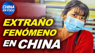 Aparece un extraño fenómeno en China por las vacunas. ¿Acceso a importantes secretos comerciales?