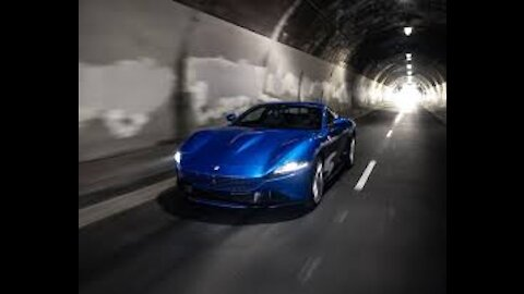2021 Rome first drive! The best Ferrari All-Rounder to be driven by me!