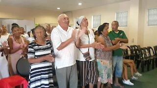SOUTH AFRICA - Cape Town - Missing fishermen prayer service (Video) (ZpR)