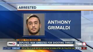 North Port High School shooting threat
