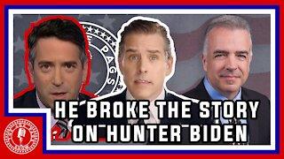 Hunter Biden Under Criminal Investigation - James Rosen Broke the Story