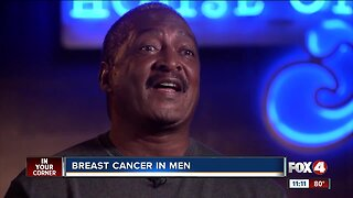 Local Doctor talks about the symptoms of Breast Cancer in men after Matthew Knowles diagnosis