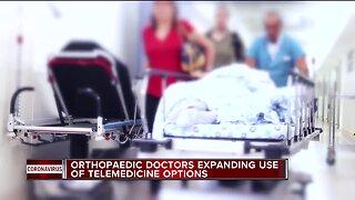 Doctors urge patients with broken bones to avoid emergency rooms