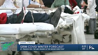 Tulsa County health officials warn about increase in coronavirus cases