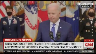 Biden Tries To Remember The Name Of His Defense Secretary—It Goes Poorly