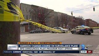 Harrison announces 2020 surveillance planes pilot program
