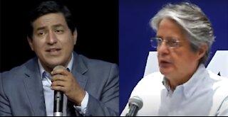 Arauz y Lasso serán los finalistas en segunda vuelta de las presidenciales en Ecuador
