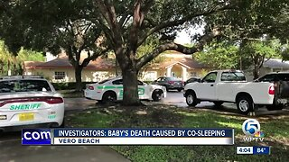 Sheriff: Infant's death at Indian River County homeless shelter likely caused by co-sleeping