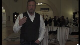 Wounded warriors dinner and auction