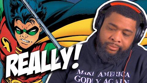 Robin Revealed As LGBTQ in New Batman Comic Book