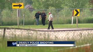 Officer Involved in fatal shooting in Mount Pleasant