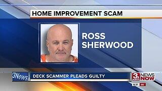Desk scammer pleads guilty