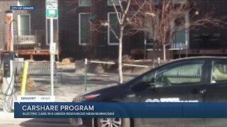 Denver puts electric cars in 6 neighborhoods