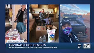 Group providing food boxes for Navajo Nation, Hopi Tribe running out of funds