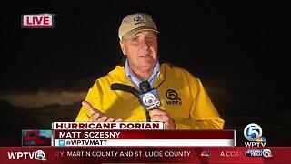 Vero Beach still feeling Dorian's impact