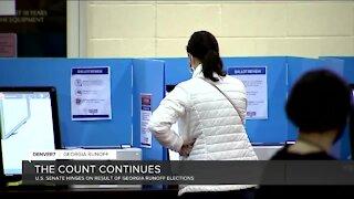 Razor-thin margins in important US Senate races in Georgia