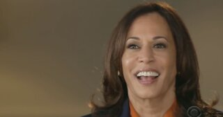Kamala Harris Visibly Stunned When Exposed as Far-Left Radical by CBS Anchor
