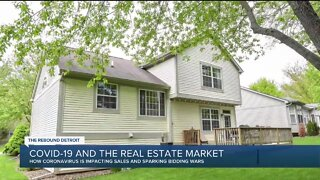 COVID-19 and the real estate market