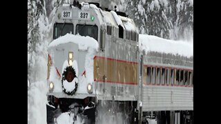 SLEIGH BELLS! There Is A Real Polar Express In Arizona - ABC15 Digital