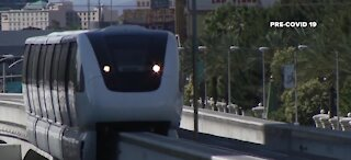 Las Vegas Monorail to return in operation on May 27