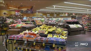 Grocery prices continue rising