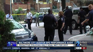 Officials conduct Baltimore Police Department performance audit