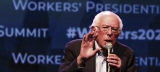 Bernie Sanders hospitalized in Vegas