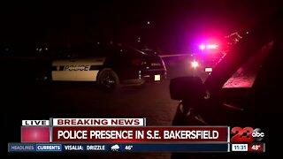 Police Presence in Southeast Bakersfield