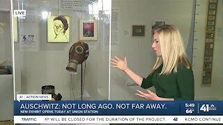 Auschwitz exhibit opens in Kansas City
