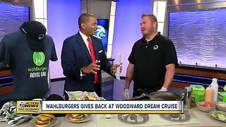 Wahlburgers' Benefit for Woodward Dream Cruise
