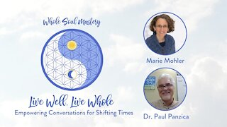 No. 11 Live Well, Live Whole: Exploring Curiosity, Alchemy, Coloring The Magic, & The Hero's Journey