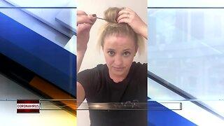Self-quarantine hair tricks