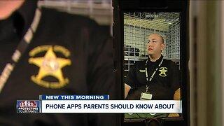 Phone apps parents should know about
