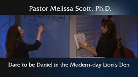 Daniel 6:1-28 Dare to be Daniel in the Modern-day Lion's Den