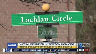 Police identify two men killed on Friday in Baltimore County