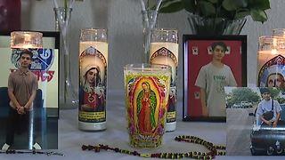 Family members identify 2 killed in crash