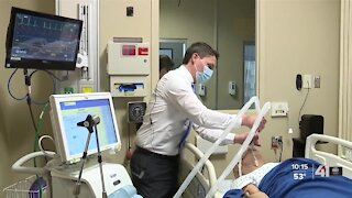JCCC respiratory therapy program helps meet demand in field