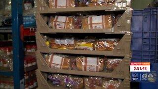 Palm Beach County Food Bank hosting back-to-school food drive
