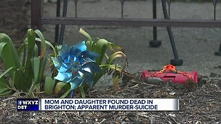 Mother, daughter found dead in apparent murder-suicide in Brighton