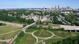 Trail linking downtown communities completed