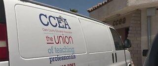 Teachers union responds to school district budget shortfall