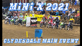 Mini-X National 2021 Clydesdale Main Event