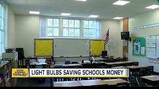 Hillsborough Schools make switch to LED lights to save on energy costs