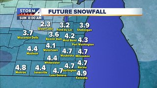 Light snow or flurries in some spots Thursday