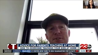 Advice for parents teaching at home