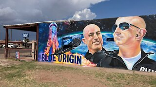 Blue Origin Launching Crew To Space This Morning