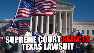 Supreme Court REJECTS Texas Lawsuit over TECHNICALITY!