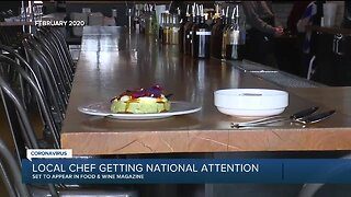 Local chef getting national attention