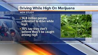 Driving while high on marijuana in Michigan